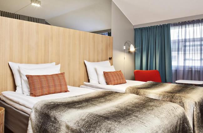 Hotel Sokos Vaakuna, habitación