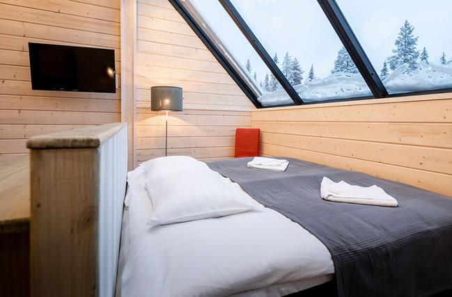 Pyhä Asteli, Aurora Suite, habitación