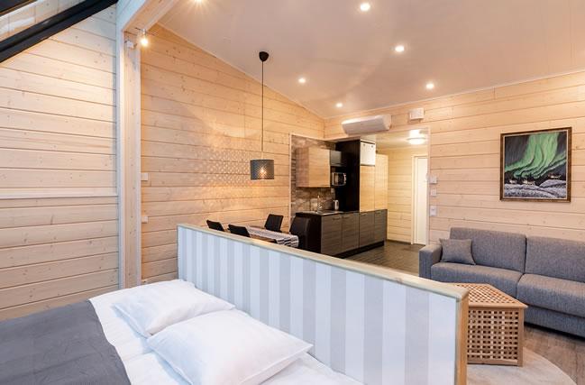 Pyhä Asteli, Aurora Suite, interior