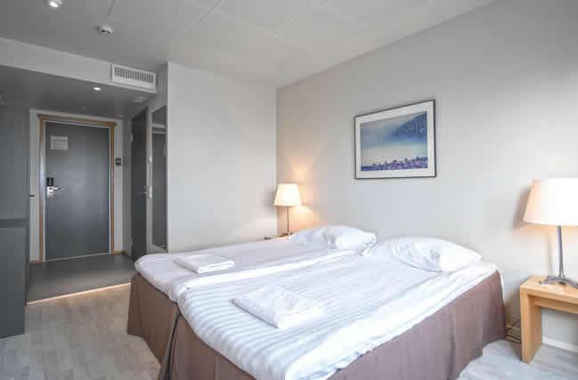 Pyhä Hotel, habitación doble