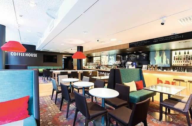 Hotel Sokos Levi, coffe house