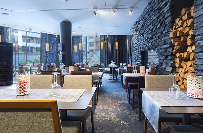 Hotel Sokos Levi, restaurante