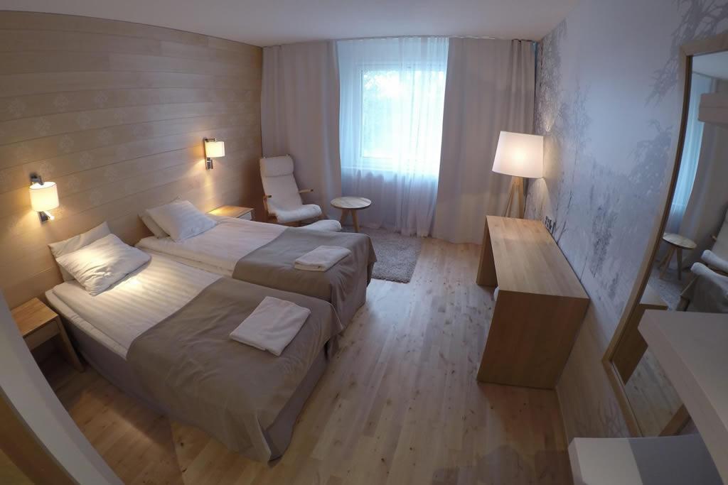 Hotel Ivalo, habitación doble