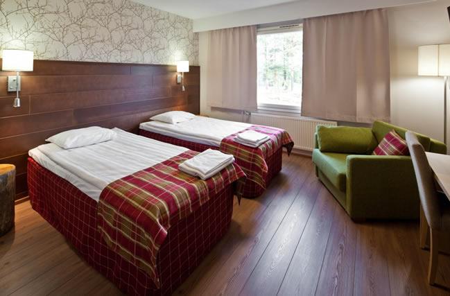 Lapland Hotel Sirkantähti, habitación estándar