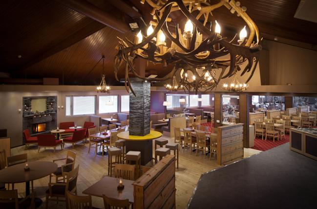 Lapland Hotel Sirkantähti, restaurante
