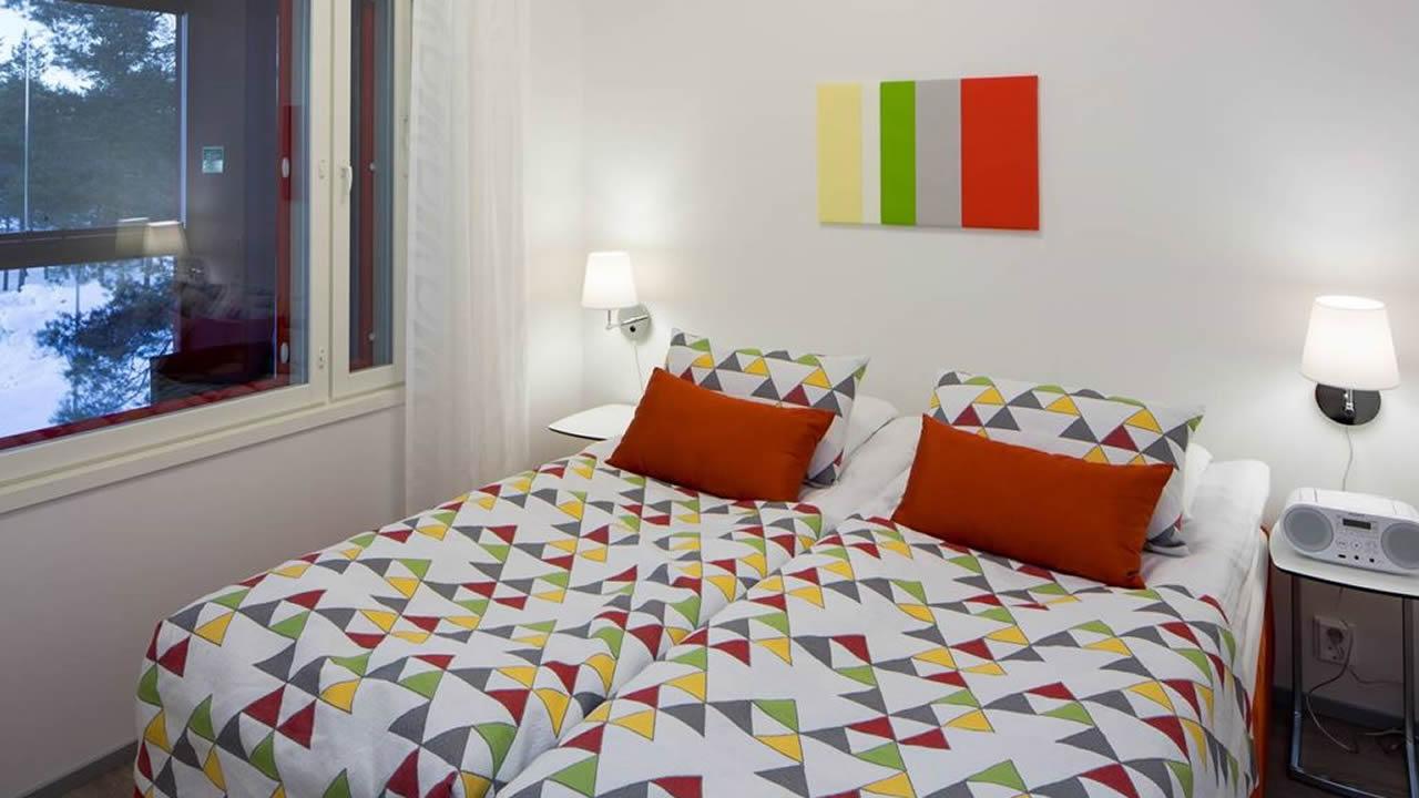 Villas (Apartamentos), habitación