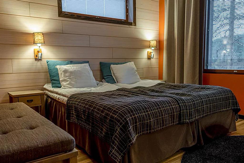Apartamentos Rukatonttu, habitación