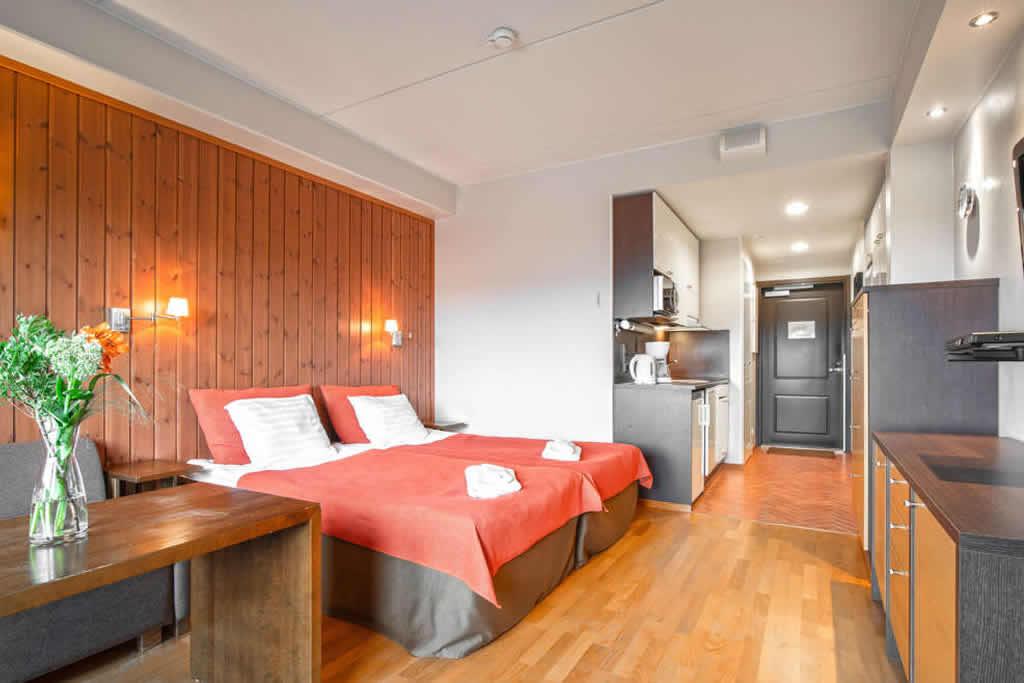 Apartamentos Rukavillage, dormitorio