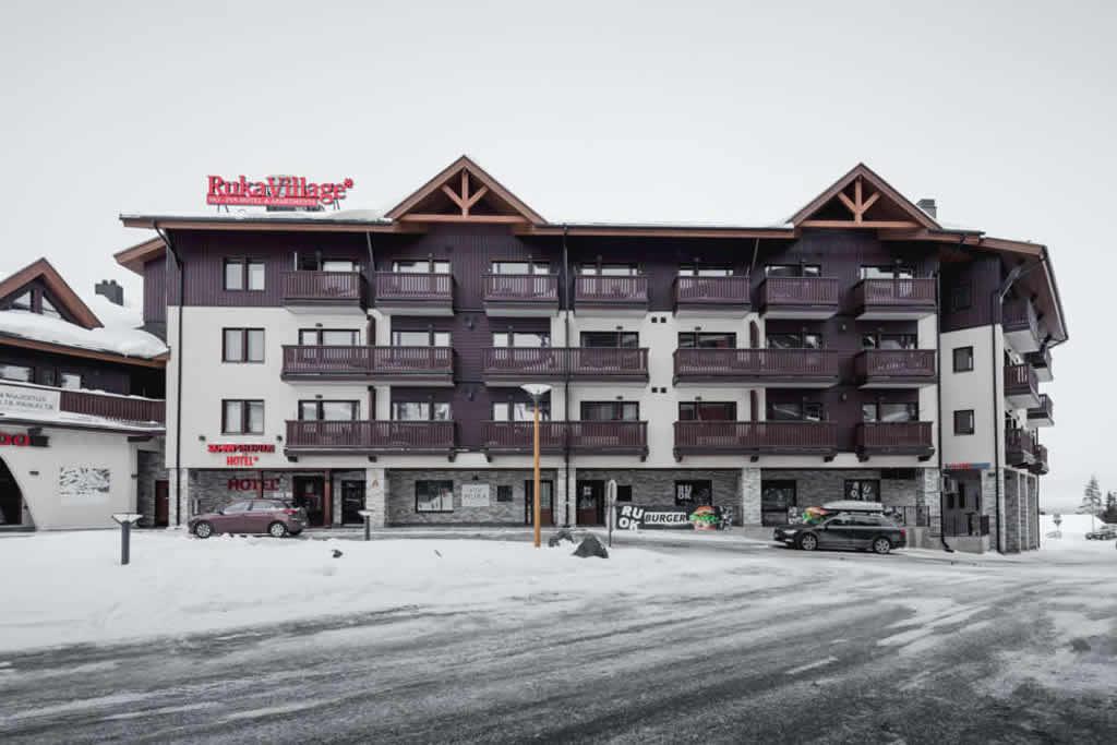 Apartamentos Rukavillage