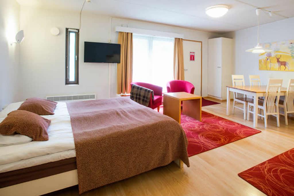 Scandic Rukahovi, apartamento, interior