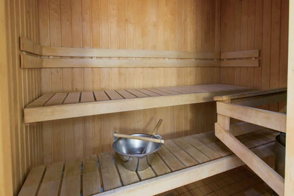 Scandic Rukahovi, sauna habitación superior