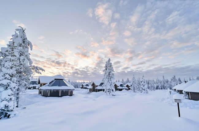 Northern Lights Village Levi