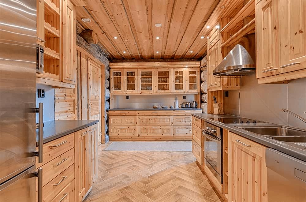 Rukan Salonki, cocina