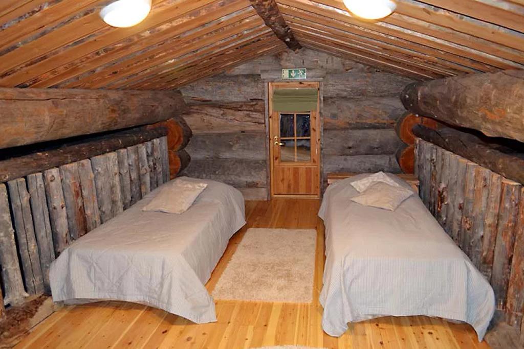 Rukan Salonki (RS6) de 7 habitaciones (12 a 14 personas), dormitorio