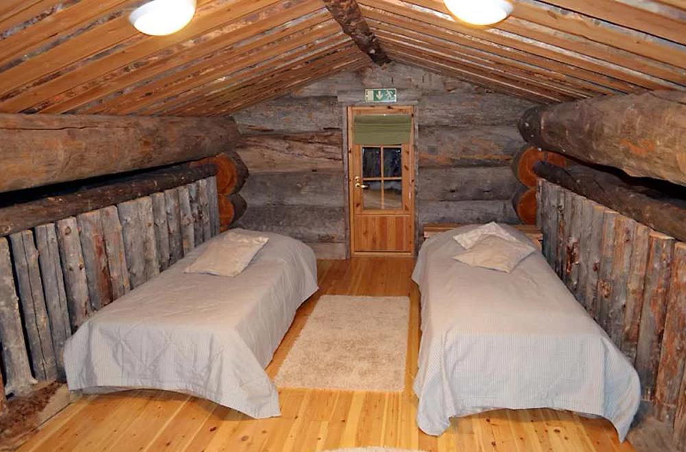 Rukan Salonki (RS6) de 7 habitaciones (12 a 14 personas), dormitorio (1)