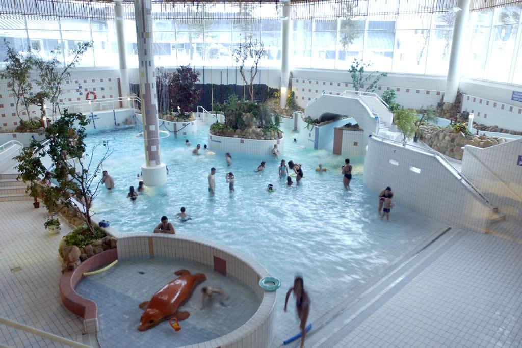 Holiday Club Saariselkä, piscina – spa