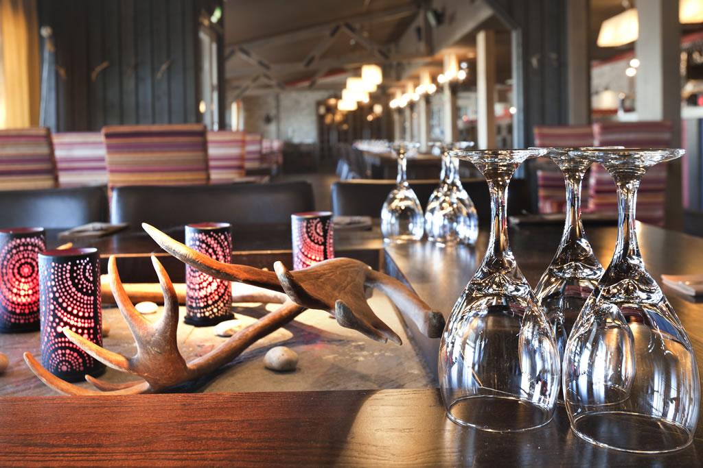 Holiday Club Saariselkä, restaurante