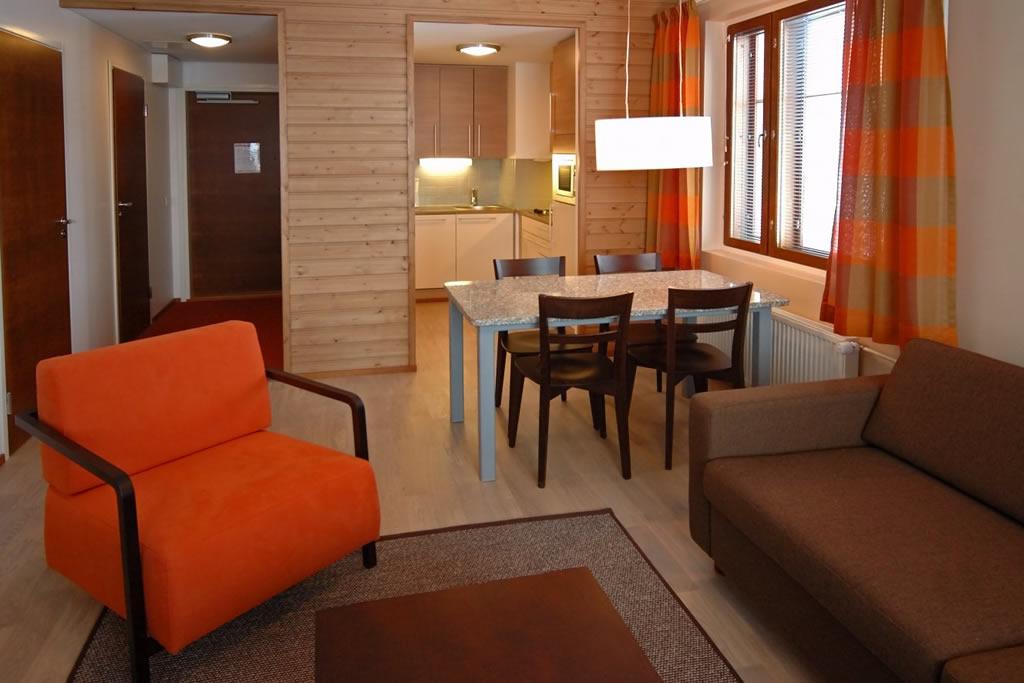 Lapland Hotel Riekonlinna, apartamento