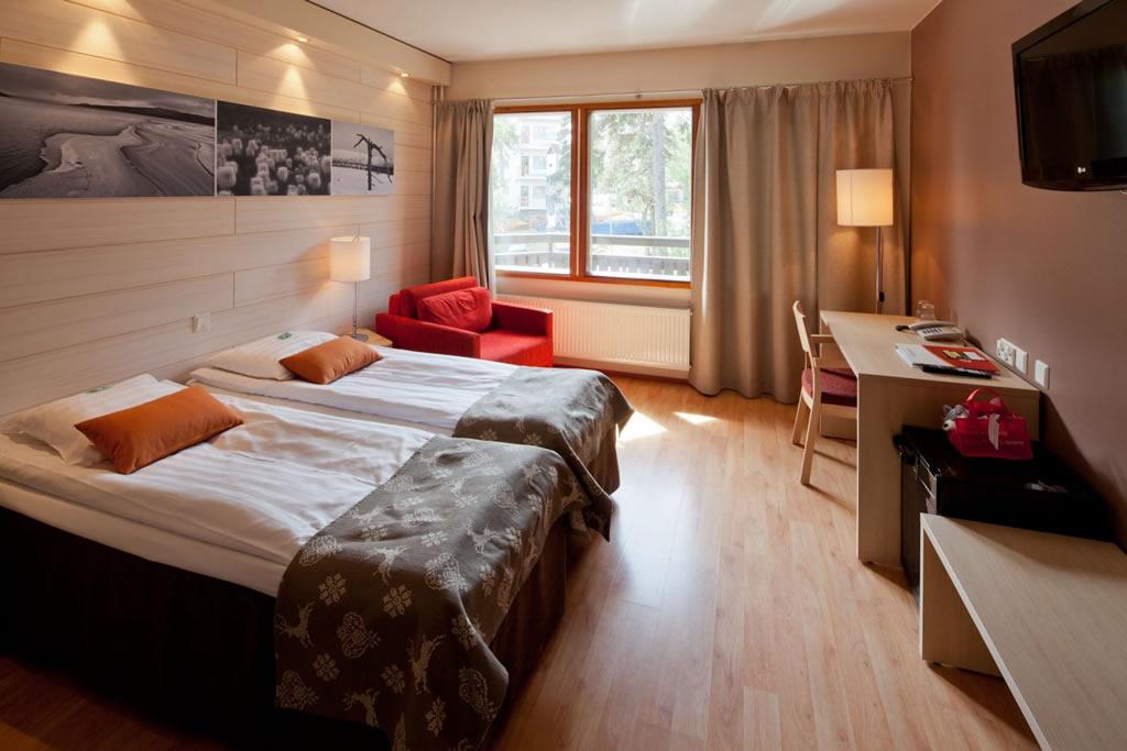 Lapland Hotel Riekonlinna, habitación estándar, con sofa cama