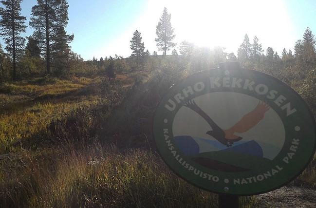 Parque Nacional Urko Kekkosen