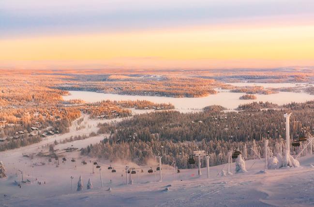 Ruka, estación de esquí